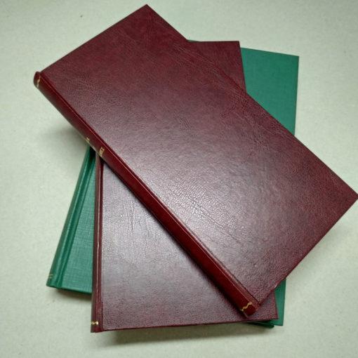 Presupuesto de un libro en polipiel